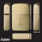 ZIPPO 18金 ポリッシュ 彫刻仕上げ