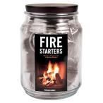 ウッドウィック ファイヤースターター 着火剤 薪 焚火 用 カメヤマ
