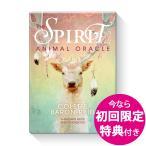 スピリットアニマルオラクル 日本語版説明書付  オラクルカードシリーズ