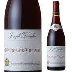 赤ワイン ボジョレー ヴィラージュ 2013 メゾン ジョセフ ドルーアン 長S
