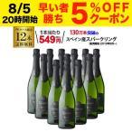 1本当り440円(税別) 送料無料 当店最安値 スペイン産スパークリング ワイン プロヴェット ブリュット 12本 白泡 ワイン 長S 母の日 父の日