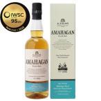 AMAHAGAN World Malt Edition No.3 Mizunara Wood Finish アマハガン ワールドモルト 第三弾 ミズナラウッドフィニッシュ 700ml 47度 お歳暮 御歳暮
