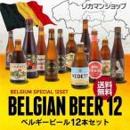 【送料無料】''Beer王国''ベルギービール12本セット【2弾】