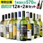 ショッピングセット ワインセット 白だけ 特選ワイン12本セット 57弾 送料無料 白ワイン セット 白ワインセット