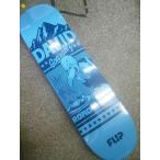 【 FLIP  】David Gonzalez Two-tone Pro 8.0×31.5 Skateboard Deck  フリップ スケートボード デッキ