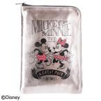 Disney ディズニー スリムメタリックタイプ マルチケース(ミッキー&ミニー) DSM-1981K 送料無料