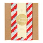 GIFT WRAPPING ALBUM ギフトラッピングアルバム L party stripe GWAL-02 送料無料