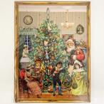 アドベントカレンダー「ツリーとサンタクロース」クリスマス Richard Sellmer Verlag