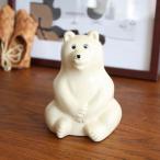 北欧 シロクマ貯金箱 しろくま貯金箱 Polar Bear ポーラーベアー  Money box MK Tresmer(エムケートレスマー)