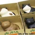 ネコ 猫 雑貨 グッズ 小物 卓上 おしゃれ かわいい ギフト プレゼント 磁石 スズラン