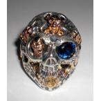 戒指 - BILL WALL LEATHER ビルウォールレザー bwl RING リング 指輪 メンズ シルバー アクセサリー スカル クロス 925
