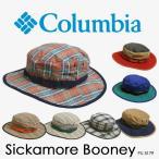 ハット メンズ 帽子 コロンビア columbia シッカモアブーニー