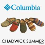 ショッピングサボ コロンビア columbia チャドウィックサマー メンズ サンダル スリッポン サボ