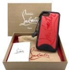 ルブタン iPhoneケース iPhone7 iPhone8 sneakers style case 1185105 Christian Louboutin