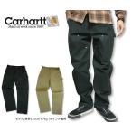 カーハート Carhartt ダブルフロント ワーク ダンガリー ダックパンツ 2カラー DOUBLE FRONT WORK DUNGAREE DUCK PANTS