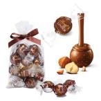 リンツ Lindt チョコレート  リンドール ヘーゼルナッツ 10個入り