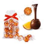 リンツ Lindt チョコレート リンドール オレンジ 10個入り