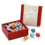 リンツチョコレート Lindt  クリスマス リンドール クラシックギフトボックス 28個入り 9種アソート