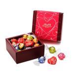バレンタイン 2019 チョコレート 職場 本命 義理 リンツ Lindt チョコレート バレンタイン リンドールクラシックギフトボックス20個入り