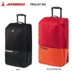 19-20 ATOMIC(アトミック)【在庫処分/トラベル】 TROLLEY 90L(トローリー 90リットル)AL5037【ローラー付スキーバッグ】