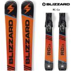 17-18 BLIZZARD(ブリザード)【在庫処分/金具付】 RC Ca + TP10DEMO(RCカーボン+金具付)【スキー板/金具取付無料】
