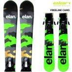 16-17 ELAN(エラン)【スキー金具セット/数量限定】 FREELINE Camo (フリーライン カモ)