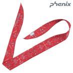 ショッピング2012 PHENIX(フェニックス)【在庫処分/ネッククーラー/接触冷感】Magicool Neck Cooler(マジクールネッククーラー)-レッド- PH218AZ11