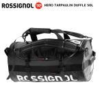 18-19 ROSSIGNOL(ロシニョール)【在庫処分商品】 HERO TARPAULIN DUFFLE 50L(ヒーロターポリン ダッフル50リットル)RKGB104【ダッフルバッグ】