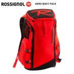 20-21 ROSSIGNOL(ロシニョール)【バックパック/限定】 HERO BOOT PACK(ヒーロ ブーツパック)RKHB101【ブーツバックパック】