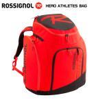 20-21 ROSSIGNOL(ロシニョール)【バックパック/限定】 HERO ATHLETES BAG(ヒーロ アスリートバック)RKHB113【スキーバックパック】