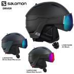18-19 SALOMON(サロモン)【Helmet/予約商品】 DRIVER (ドライバー)【スノーヘルメット】