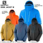 20-21 SALOMON(サロモン)【スキージャケット/数量限定】 EDGE JACKET M(エッジジャケットメンズ)【スキーウェア/ジャケット】