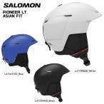 20-21 SALOMON(サロモン)【早期予約/Helmet】 PIONEER LT ASIAN FIT(パイオニアLT アジアンフィット)【スノーヘルメット】