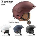 ショッピングSALOMON 16-17 SALOMON(サロモン)【在庫処分/Helmet】 QUEST (クエスト)