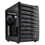 ショッピングPC CORSAIR 圧倒的な冷却性能と拡張性を備えたATX対応キューブPCケース CC-9011096-WW (Air 740)