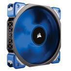 CORSAIR PCケースファン 優れた静音性と静圧性能を両立した120mmプレミアムファン CO-9050043-WW (ML120 PRO LED Blue) ブルーLED