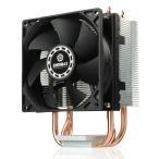 ENERMAX 空冷CPUクーラー Intel第6世代Coreプロセッサ対応 全高137mmのCPUクーラー ETS-N30R-HE