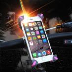 ショッピング自転車 スマホホルダー 自転車 ホルダー バイク iPhone ハンドル取り付け 携帯