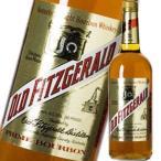 ウイスキー オールドフィッツジェラルド 6年 ゴールドラベル  700ml_あすつく対応 バーボンウィスキー 洋酒 whisky