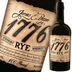 ウイスキー ジェームス・E.ペッパー 1776ライ 50度 700ml ライウィスキー 洋酒 whisky