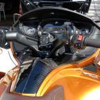 SPYDER RT用 リアルカーボンブラック ダッシュKIT ダッシュボード+グローブボックス