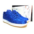 ナイキ NIKE ■ AIR FORCE 1 PRM CLOT Game Royal Blue CJ5290-400 エアフォース 1 PRM