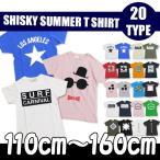 Yahoo!LittleAngelSHISKY 男の子 女の子 プチプラ シスキー アメカジプリント半袖Tシャツ/110/120/130/140/150/160 子供服 セール・メール便対応(528-101)2018SM