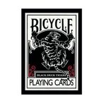 プレイングカード バイスクル ブラックタイガー レッドピップス PC808BB