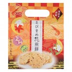 (代引不可)金澤兼六製菓 ギフト えびまめ花煎餅手提げタイプ 6枚入×30セット PT-EH