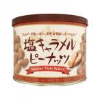 (代引不可)タクマ食品 塩キャラメルピーナッツ 24×3個入
