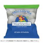 (代引不可)ラッテリーア ソッレンティーナ マリネッラ 冷凍 水牛乳モッツァレッラ ホール 125g×2個 16袋セット 2031