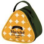 (まとめ) おにぎり型 ランチバッグ/お弁当袋 〔かぼちゃ〕 保冷・保温効果 『マルシェ』 〔120個セット〕