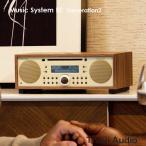 Music System BT(ミュージックシステム ビーティー)Bluetooth対応モデル/ウォールナット×ベージュ/ラジオ/Tivoli Audio(チボリオーディオ)