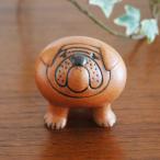 Lisa Larson(リサ ラーソン)Bulldog(ブルドッグ)ミニサイズ 北欧オブジェ・置物